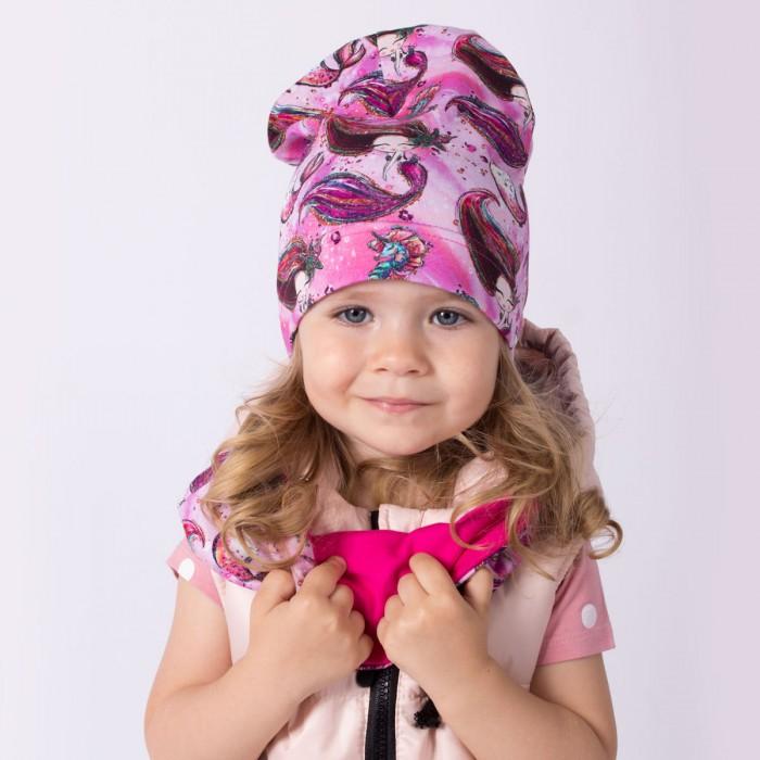Картинка для Шапки, варежки и шарфы HohLoon Однослойная шапка Русалки