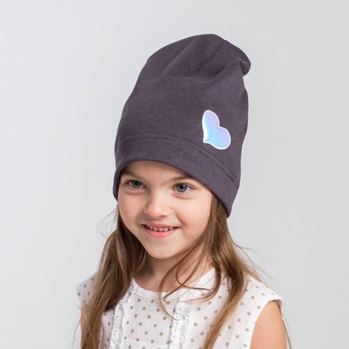 Картинка для Шапки, варежки и шарфы HohLoon Однослойная шапка Сердце