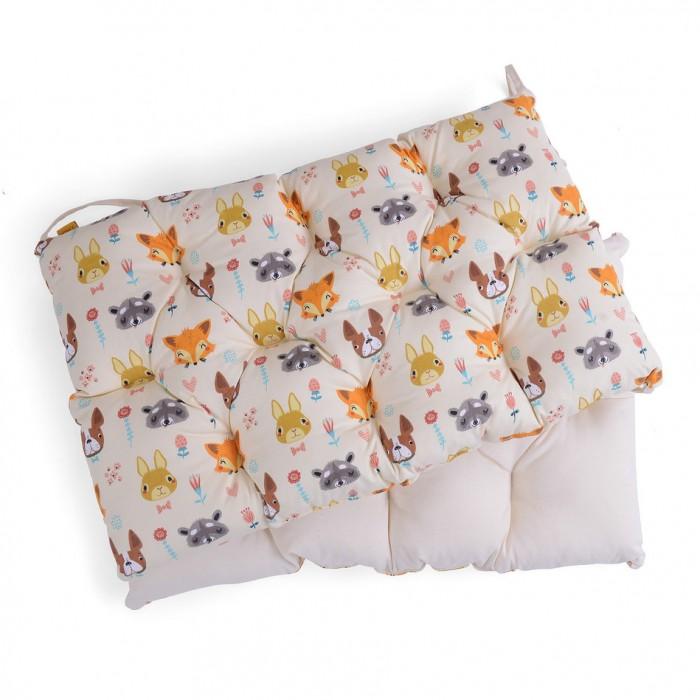 Бортик в кроватку HoneyMammy Funny Animals