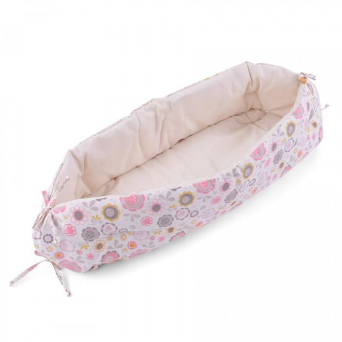 Позиционеры для сна HoneyMammy Кокон для новорожденного для совместного сна Organic Bubbles позиционеры для сна honeymammy кокон для новорожденного для совместного сна