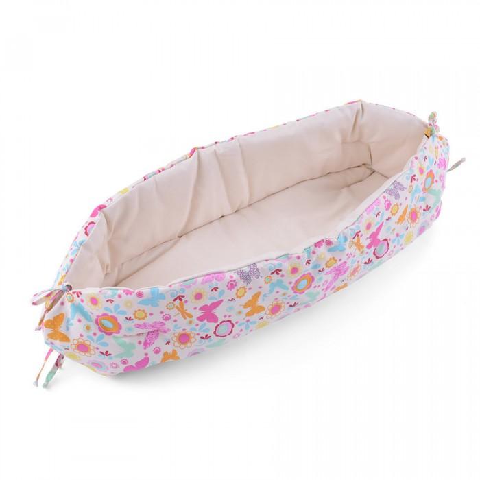 Позиционеры для сна HoneyMammy Кокон для новорожденного для совместного сна Organic Butterfly, Позиционеры для сна - артикул:499006