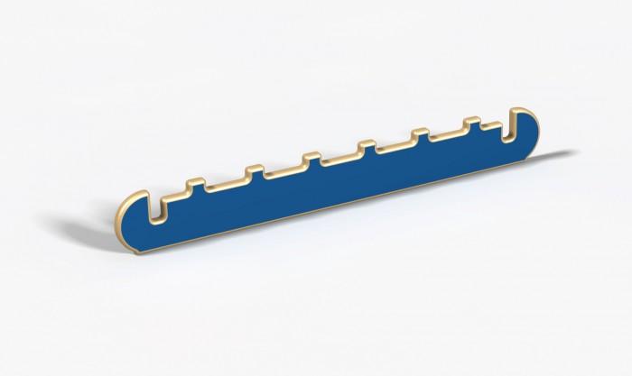 Hotenok Элемент узкий с зубьями для игрового конструктора-трансформера Архитектор фото