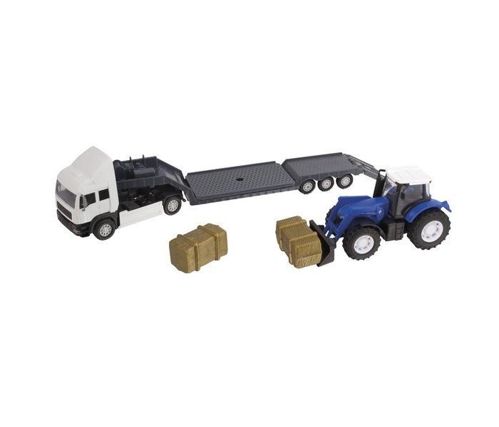 Машины Roadsterz Фермерский грузовой автомобиль игровые наборы tomy britains big farm фермерский прицеп со свинками