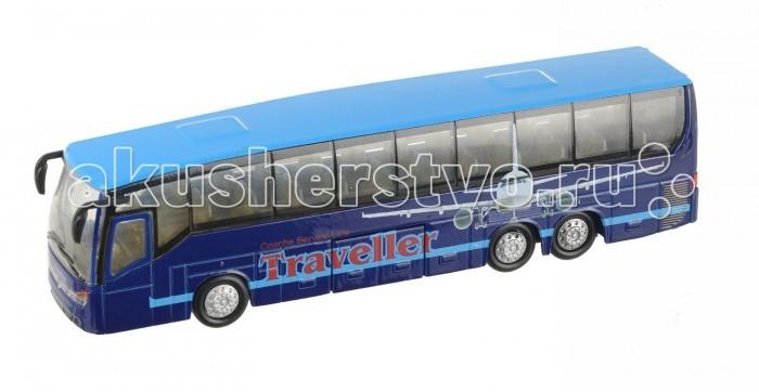 Машины Roadsterz Городской автобус 1370246 машины hti машинка roadsterz самосвал бункеровоз