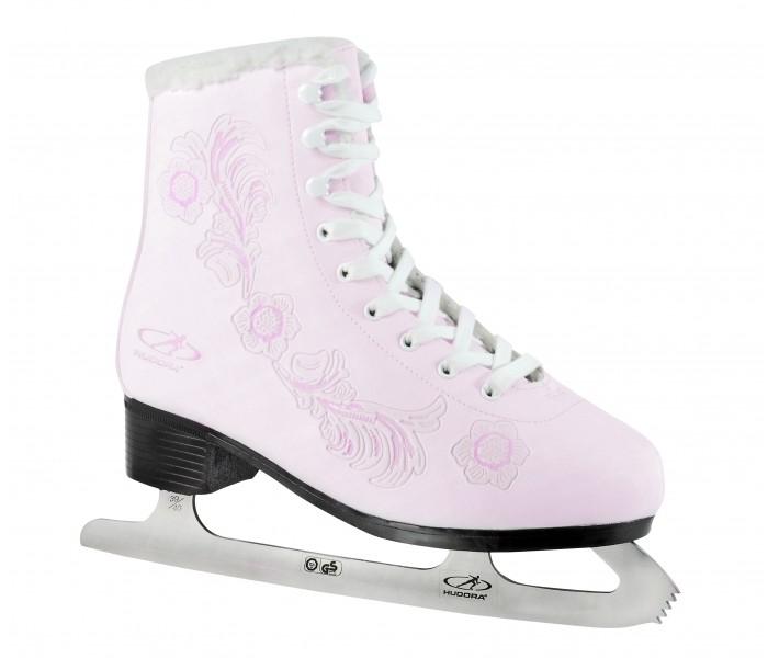 ледовые коньки и лыжи Ледовые коньки и лыжи Hudora Коньки фигурные Rose
