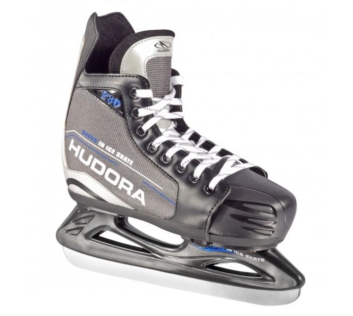 Ледовые коньки и лыжи Hudora Коньки хоккейные раздвижные