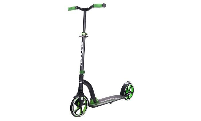 Детский транспорт , Двухколесные самокаты Hudora Big Wheel Flex 200 арт: 329725 -  Двухколесные самокаты