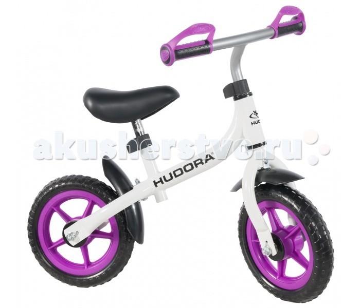 Детский транспорт , Беговелы Hudora Laufrad Bikey 3.0 Girl 10 арт: 330090 -  Беговелы