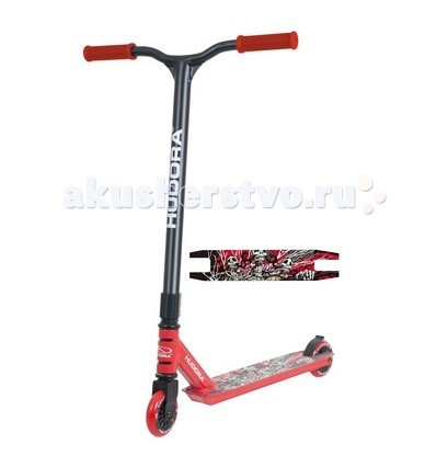 Двухколесные самокаты Hudora Stunt Scooter XQ-13 limit lmt 06 pro stunt scooter page 2