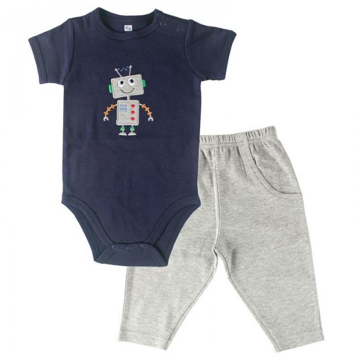 Hudson Baby Комплект Боди и штанишки Робот (2 предмета)