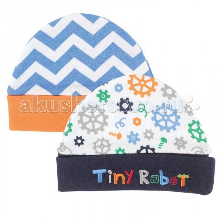 Шапочки и чепчики Hudson Baby Комплект шапочки Робот 2 шт.