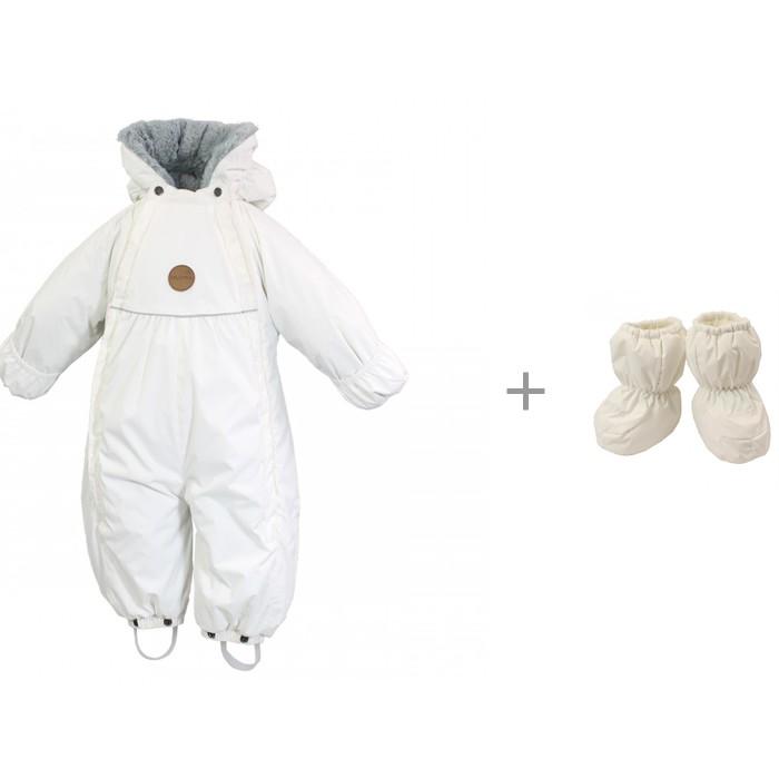 Huppa Комбинезон-спальный мешок для малышей Mary и Huppa Пинетки для малышей Taylor W19-20 фото