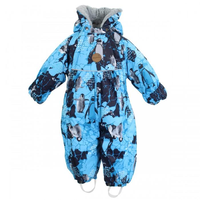 Huppa Комбинезон-спальный мешок для малышей Mary с принтом W19-20 фото