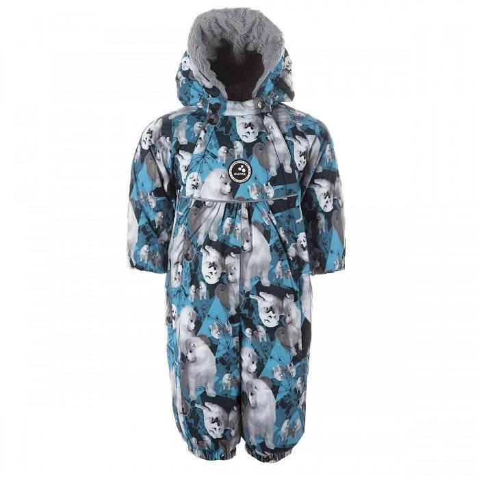 Huppa Комбинезон-спальный мешок для малышей Принт Mary W20-21