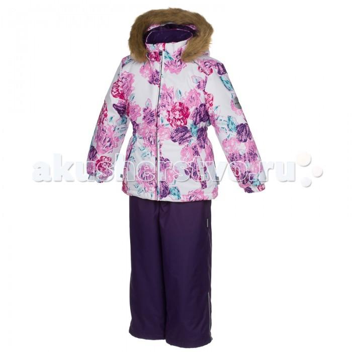 Huppa Комплект для девочек Wonder Цветы
