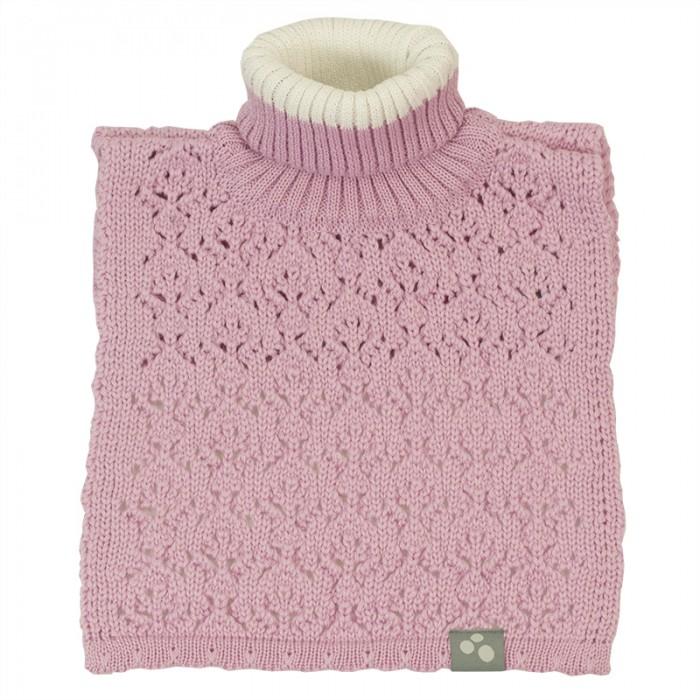 Варежки, перчатки и шарфы Huppa Манишка вязанная Bella AW18-19, Варежки, перчатки и шарфы - артикул:565771