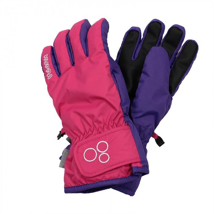 Варежки, перчатки и шарфы Huppa Перчатки для детей Rixton 1 варежки  перчатки и шарфы jollein шарф confetti knit