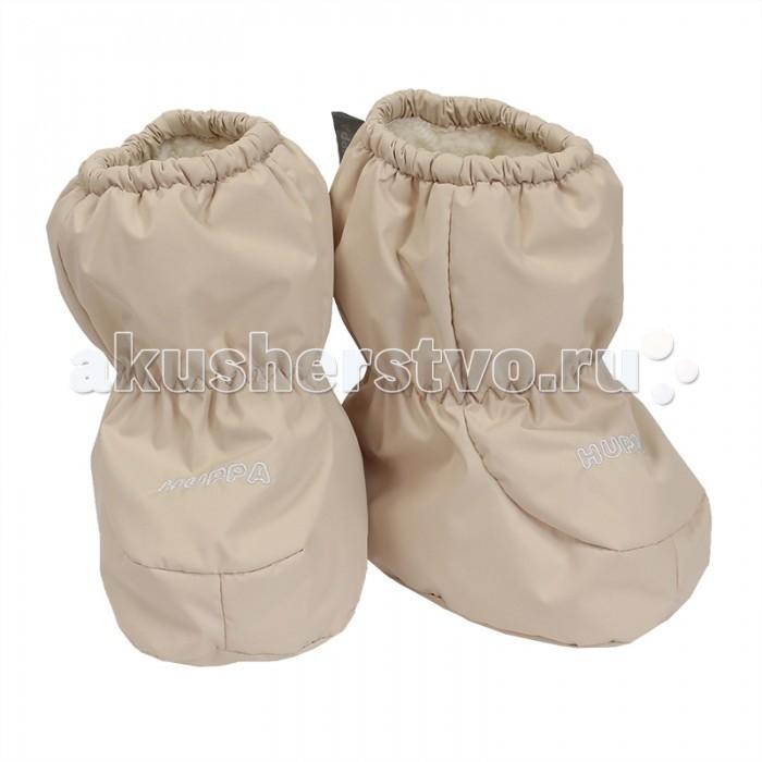 Детская одежда , Обувь и пинетки Huppa Пинетки демисезонные Nummy арт: 445879 -  Обувь и пинетки