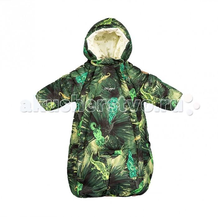 Huppa Спальный мешок для малышей ZippyСпальный мешок для малышей ZippyHuppa Спальный мешок для малышей Zippy   Теплый спальный мешок для младенцев с нежным легким утеплителем для сладких послеобеденных снов. У спального мешка для младенцев подкладка из мягкой хлопковой фланели, подходящая для нашего климата, дышащая и водоотталкивающая ткань. Ребенка легко одеть в спальный мешок благодаря двум замкам-молниям в полную длину, так же мешок легко использовать в машине, закрепив ремень безопасности через предназначенное для этого отверстие. Концы рукавов можно всего парой движений завернуть назад, и варежки тогда не потребуются.   - Водо и воздухонепроницаемость 5 000. Температурный режим до -20 гр. - Капюшон с резинкой. Манжеты с отворотом.   - Присутствуют светоотражательные детали.  Состав:  - Ткань 100% полиэстер - Подкладка фланель 100% хлопок - Утеплитель 200 гр.   Уход: Ручная стирка при температуре до 40 градусов.  Одежда и обувь от популярного эстонского бренда Huppa - отличный вариант одеть ребенка можно и комфортно. Вещи, выпускаемые компанией, качественные, продуманные и очень удобные. Для производства изделий используются только безопасные для детей материалы. Продукция от Huppa порадует и детей, и их родителей!<br>