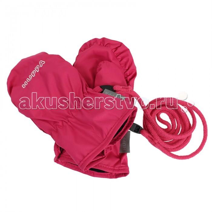 Детская одежда , Варежки, перчатки и шарфы Huppa Варежки демисезонные Fifi арт: 445889 -  Варежки, перчатки и шарфы