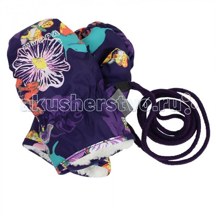 Детская одежда , Варежки, перчатки и шарфы Huppa Варежки демисезонные Nunnu 1 арт: 445919 -  Варежки, перчатки и шарфы