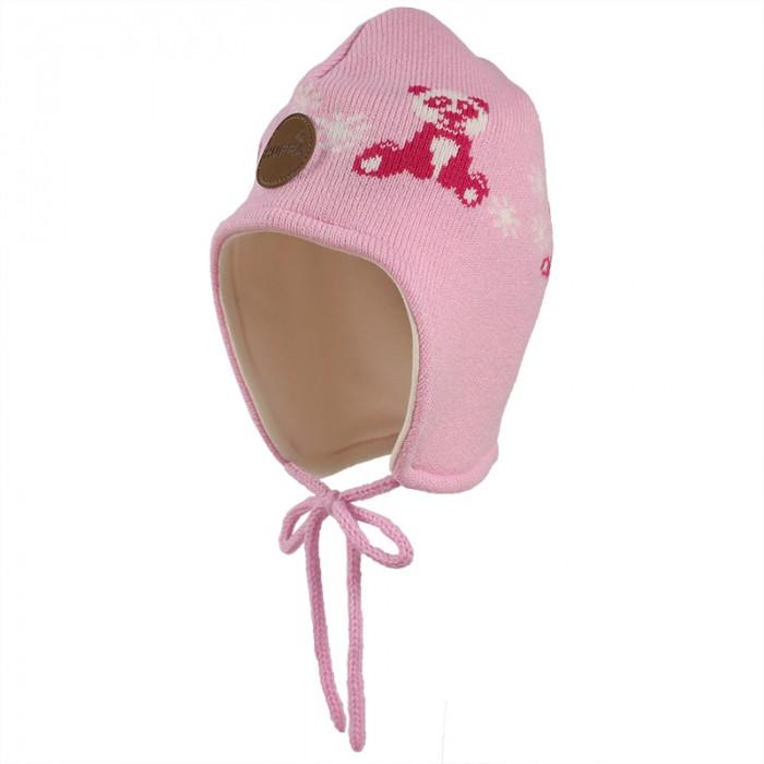 Шапочки и чепчики Huppa Вязаная шапка для малышей Karro 1 huppa шапка для девочки huppa