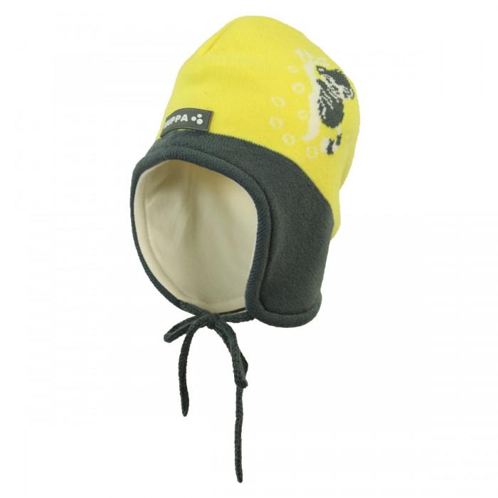 Фото - Шапки, варежки и шарфы Huppa Вязаная шапка Karro 1 шапка шлем huppa размер s blue