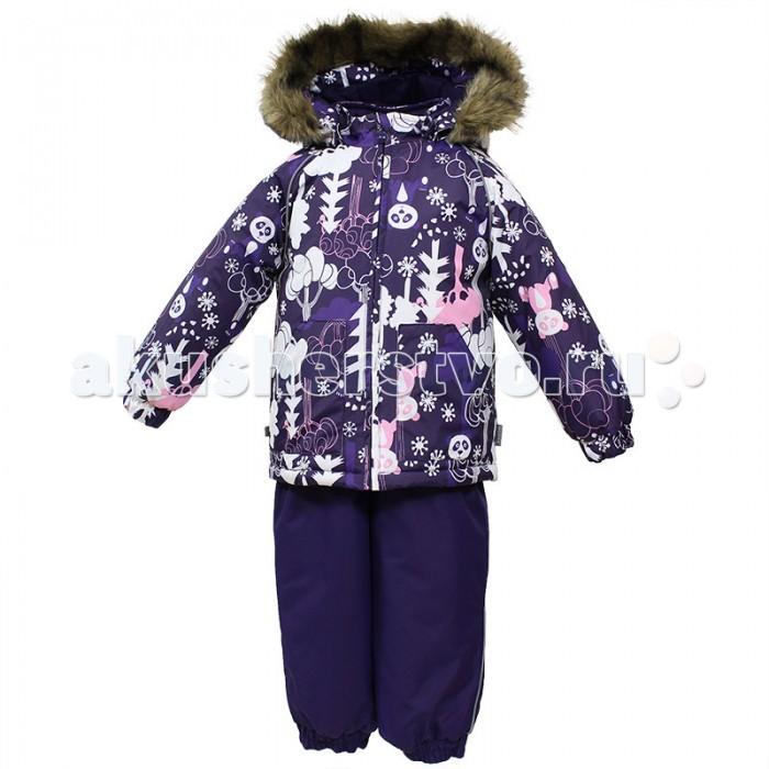 Утепленные комбинезоны и комплекты Huppa Комплект для малышей Avery Панды костюмы huppa комплект avery