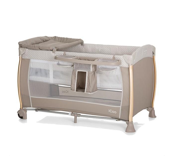 Детская мебель , Манежи Icoo Starlight арт: 426344 -  Манежи