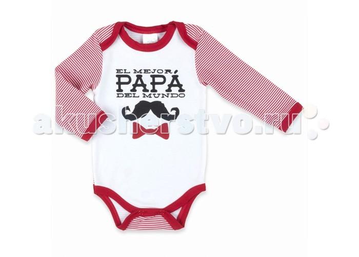 Боди и песочники Idea Kids Боди Love Mummy&Daddy боди и песочники idea kids боди майка happy puppy 01хп