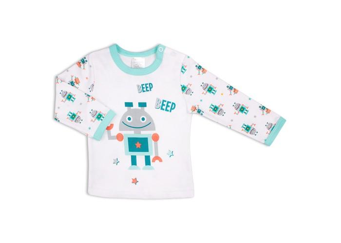 Распашонки и кофточки Idea Kids Футболка Роботы роботы пылессосы