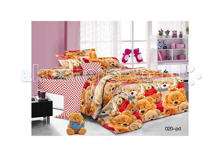 Постельные принадлежности , Постельное белье 1.5-спальное Idea Kids Игрушки 1.5-спальное (3 предмета) арт: 484101 -  Постельное белье 1.5-спальное