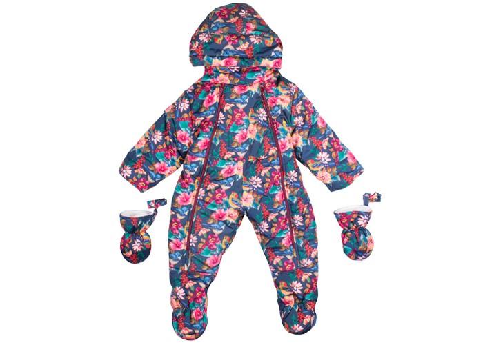 Фото Зимние комбинезоны и комплекты Idea Kids Комбинезон для девочки Соната