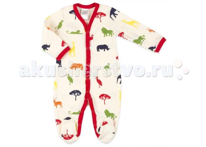 Комбинезоны и полукомбинезоны Idea Kids Комбинезон Hot safari