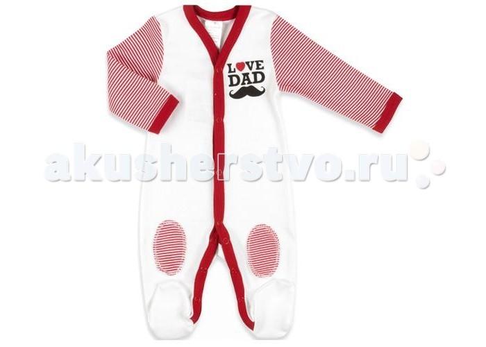 Комбинезоны и полукомбинезоны Idea Kids Комбинезон Mummy&Daddy