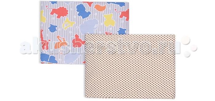 Пеленки Idea Kids Комплект интерлок 2 шт. 120х90 см пеленки pecorella комплект пеленок perfect 120 х 90 3 шт