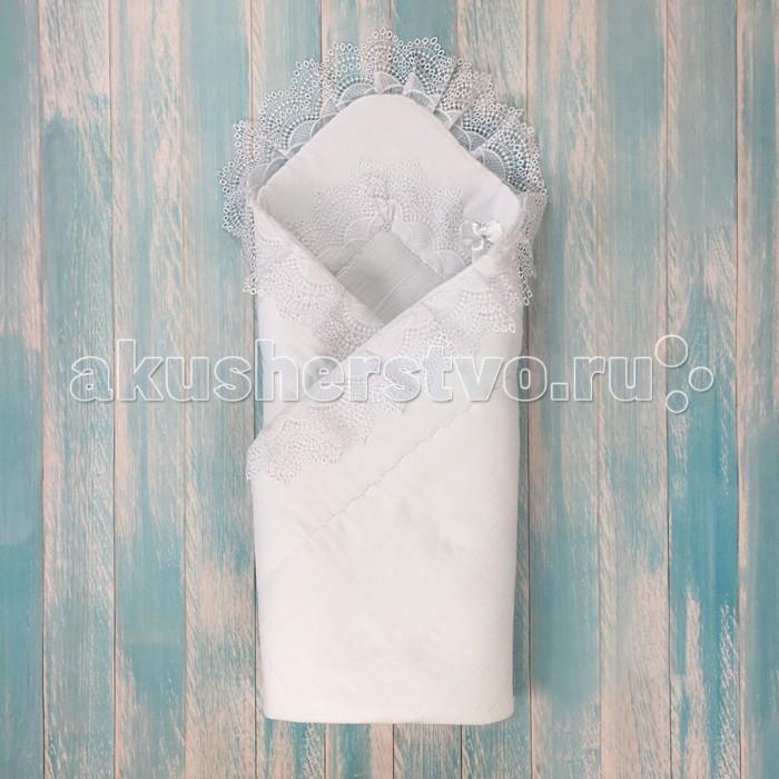 Конверты на выписку Little Star Конверт-одеяло Ассорти Органза, Конверты на выписку - артикул:479326