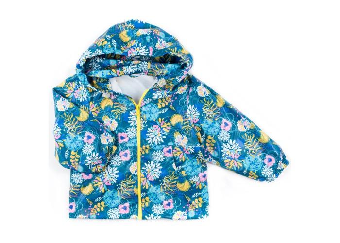 Куртки, пальто, пуховики Idea Kids Куртка для девочки 220Т/Д color kids демисезонная для девочки flandern розовая