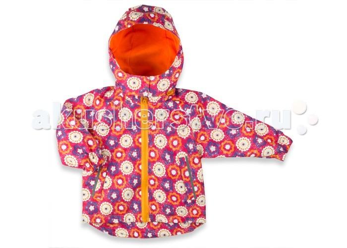 Куртки, пальто, пуховики Idea Kids Куртка для девочки КРД-244 color kids демисезонная для девочки flandern розовая