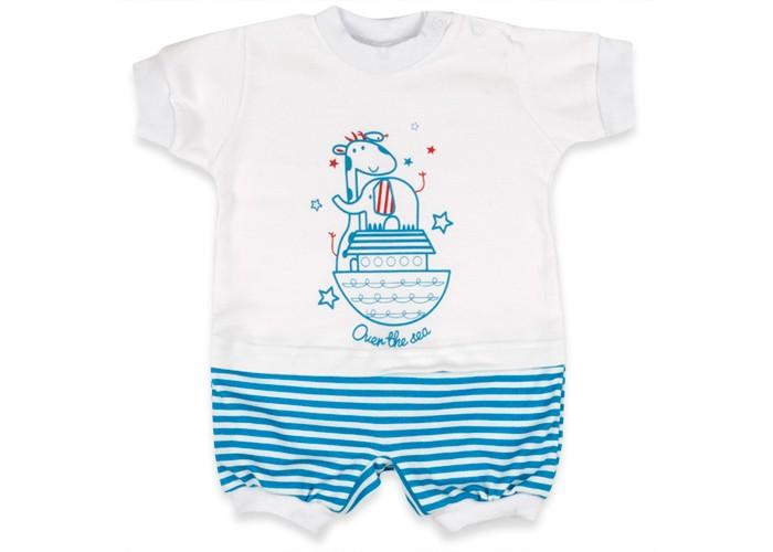Боди и песочники Idea Kids Песочник Over the Sea боди и песочники idea kids песочник с юбочкой cute girl
