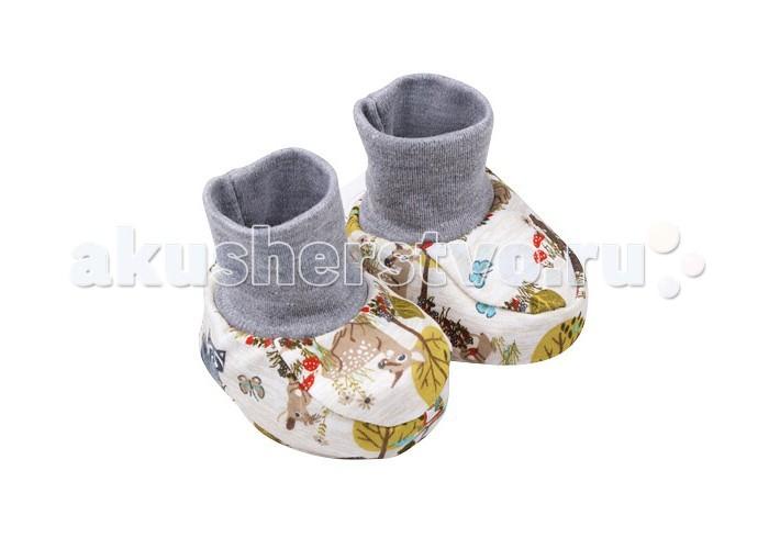 Обувь и пинетки Idea Kids Пинетки Олененок intex олененок