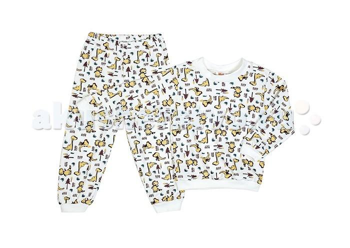 Пижамы и ночные сорочки Idea Kids Пижама Динозаврики пижамы kom пижама