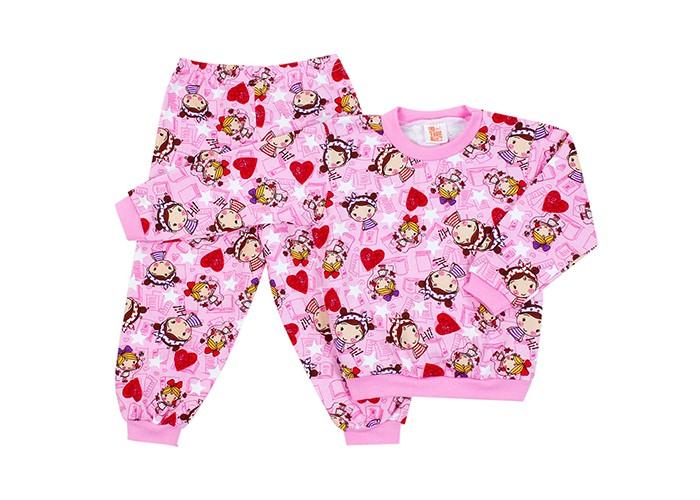 пижамы и ночные сорочки idea kids пижама зонтики Пижамы и ночные сорочки Idea Kids Пижама длинный рукав Девочки