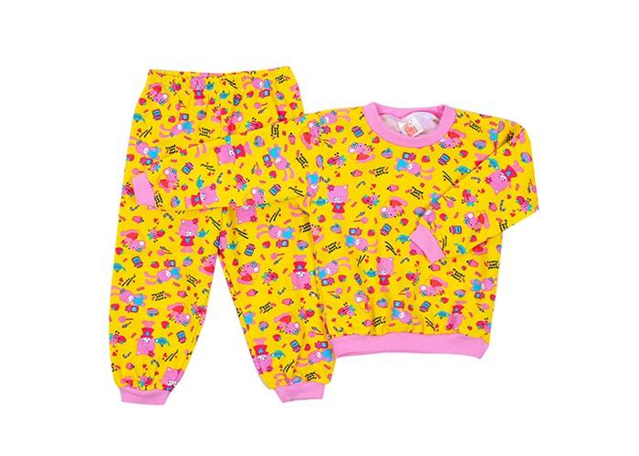Пижамы и ночные сорочки Idea Kids Пижама длинный рукав Игрушки кофты и кардиганы idea kids кофточка 017 кс