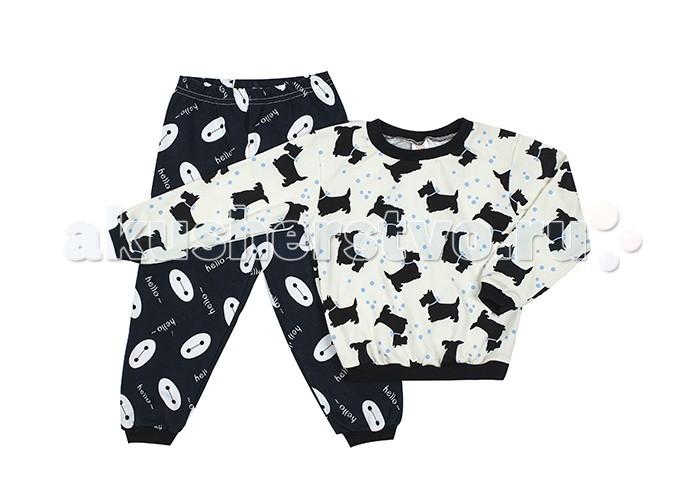 Пижамы и ночные сорочки Idea Kids Пижама для мальчика Hello пижамы и ночные сорочки idea kids пижама кофточка и штанишки