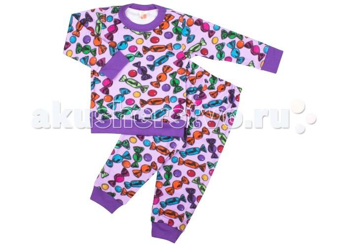 Пижамы и ночные сорочки Idea Kids Пижама Конфетки кофты и кардиганы idea kids кофточка 017 кс