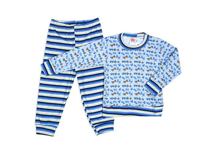 Пижамы и ночные сорочки Idea Kids Пижама Ослики пижамы и ночные сорочки idea kids пижама собачки