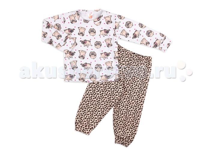 Пижамы и ночные сорочки Idea Kids Пижама Собачки (длинный рукав) пижамы и ночные сорочки idea kids пижама собачки