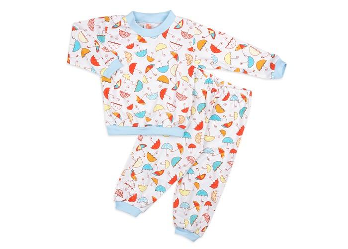 Пижамы и ночные сорочки Idea Kids Пижама Зонтики пижамы и ночные сорочки idea kids пижама собачки