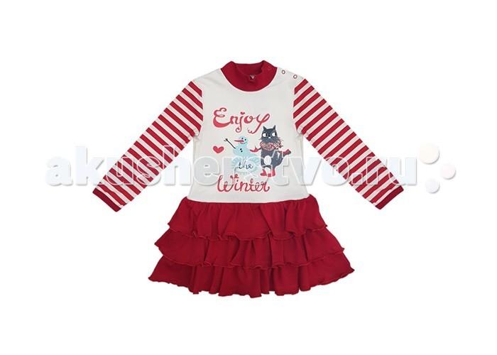 Детские платья и сарафаны Idea Kids Платье 166-07-52 детские платья и сарафаны idea kids платье фея